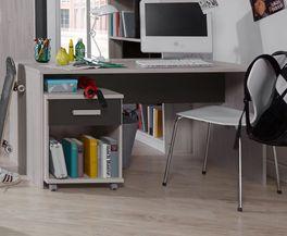 Preiswerter Schreibtisch Mereto fürs Kinderzimmer
