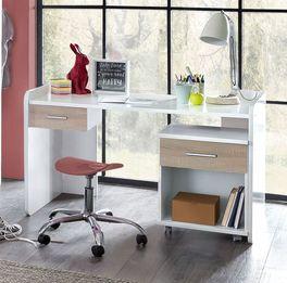 Höhenverstellbarer Schreibtisch Solero ideal zum Mitwachsen
