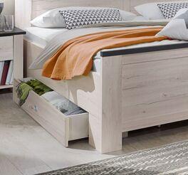 Schubkasten-Bett Grom inklusive Bettkasten