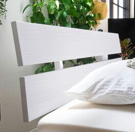 Schubkasten-Bett Ottena mit geneigtem Kopfteil