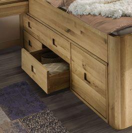 Schubkasten-Bett Pram mit modernen Griffmulden