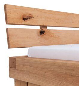 Schubkasten-Bett Sowa mit stilvollem Kopfteil