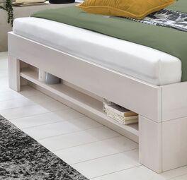Schubkasten-Bett Valor mit nützlichem Blendenregal
