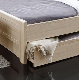 Praktisches Schubkastenbett Rapino mit Stauraum