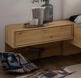 Schwebenachttisch Corato mit geräumiger Schublade