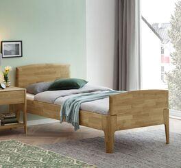Senioren-Einzelbett Stanis in Komfort-Höhe