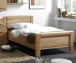 Komfortables Stollenbett Toliara für Senioren
