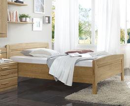 Seniorenbett Agaro mit komfortabler Einstiegshöhe