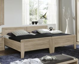 seniorenbett z b 100x200 cm eiche s gerau nachbildung palmira. Black Bedroom Furniture Sets. Home Design Ideas