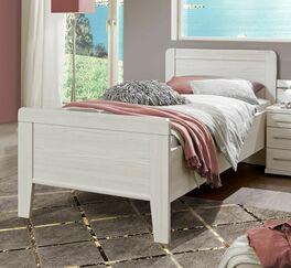 Seniorenbett Zeven aus robuster Spannplatte