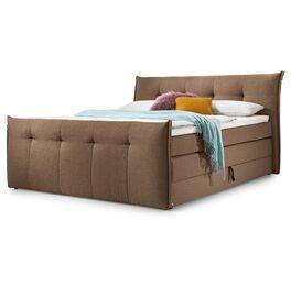 SET ONE Bettkasten-Boxspringbett Florida mit komfortabler Ausstattung