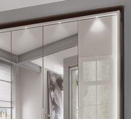 Spiegel-Funktions-Kleiderschrank Northville optional mit moderner Beleuchtung