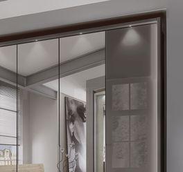 Spiegel-Funktions-Kleiderschrank Southville mit optionaler Stollenbeleuchtung
