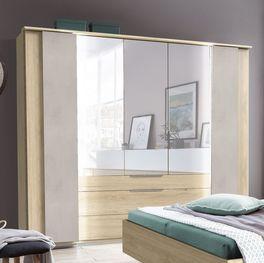Spiegel-Kleiderschrank Hayward in ansprechender Optik