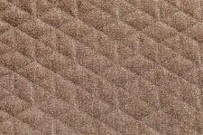Trendiger bronzefarbener Struktur-Velours