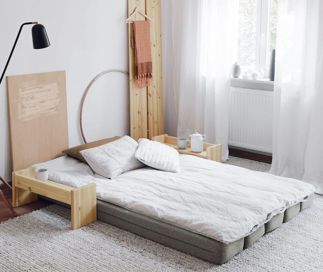 Tagesbett Capena für unkomplizierte Übernachtungen