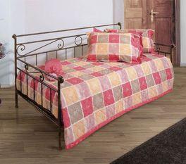 Tagesbett Plata aus handgeschmiedetem und lackiertem Metall