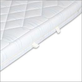 Taschenfederkern-Matratze soft&strong XXL Allergie geeignet für Übergewichtige