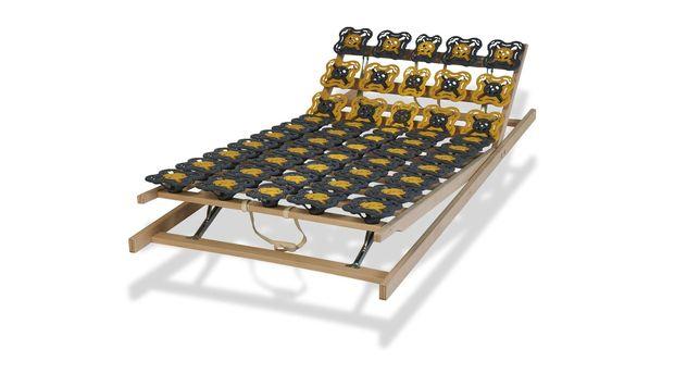 Robuster Teller-Lattenrost modulflex belastbar bis 130 kg
