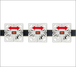 Tellerlattenrost youSleep Motor mit regulierbaren Tellermodulen
