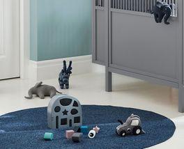 LIFETIME Teppich Original in Blau für Jungenzimmer