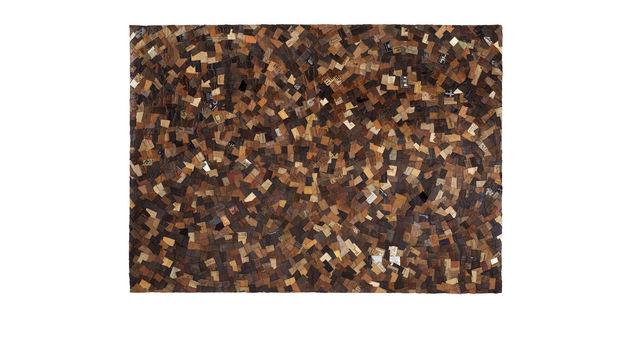 Hochwertig genähter Teppich Mosaic