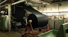Textilveredelung Maschine