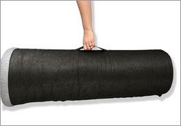 Topper für Schlafsofas inklusive Tasche