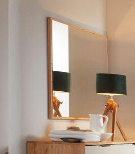 Wandspiegel Leandra mit Montagematerial