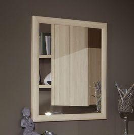 Wandspiegel Rapino mit optional senkrechten Aufhängung
