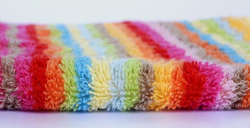 Webstoffe Frottier-Handtuch