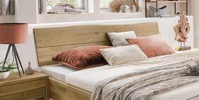 Wildholz Bett-Kopfteil