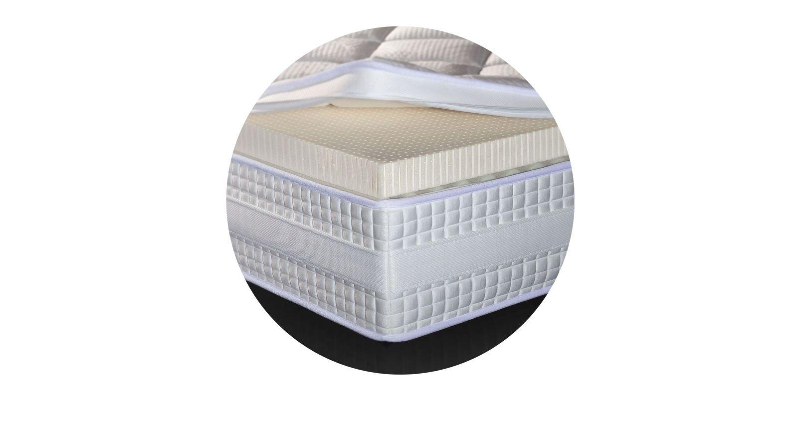 Topperkern Talalay-Latex für EMPIRE select Boxspringbetten