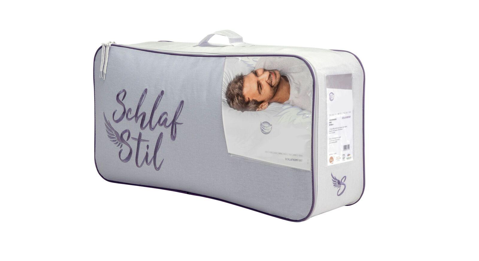 Praktische Tragetasche für SCHLAFSTIL Bettdecken