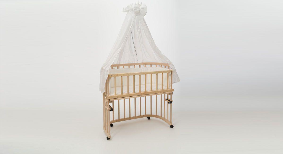 Verschlussgitter BabyBay für den Umbau zum Stubenwagen