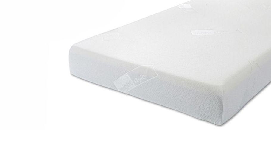Visco-Matratze CleverSleep pur mit gemischtem Kern