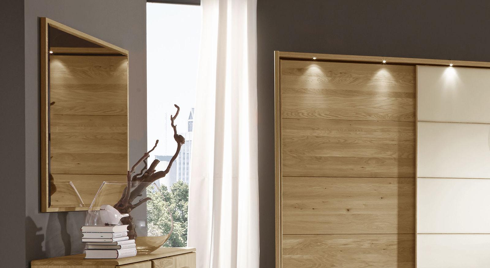 Wandspiegel Praia mit einfacher und praktischer Montage