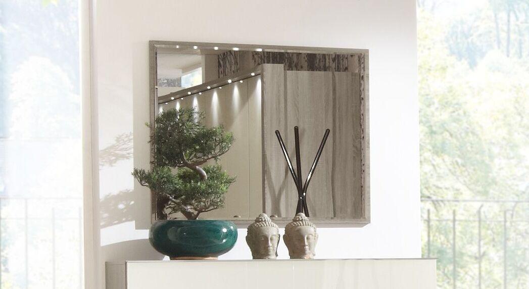 Wandspiegel Tiko inklusive Material zur Montage
