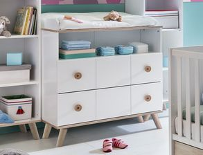 wickelkommoden g nstig z b auf rechnung kaufen. Black Bedroom Furniture Sets. Home Design Ideas