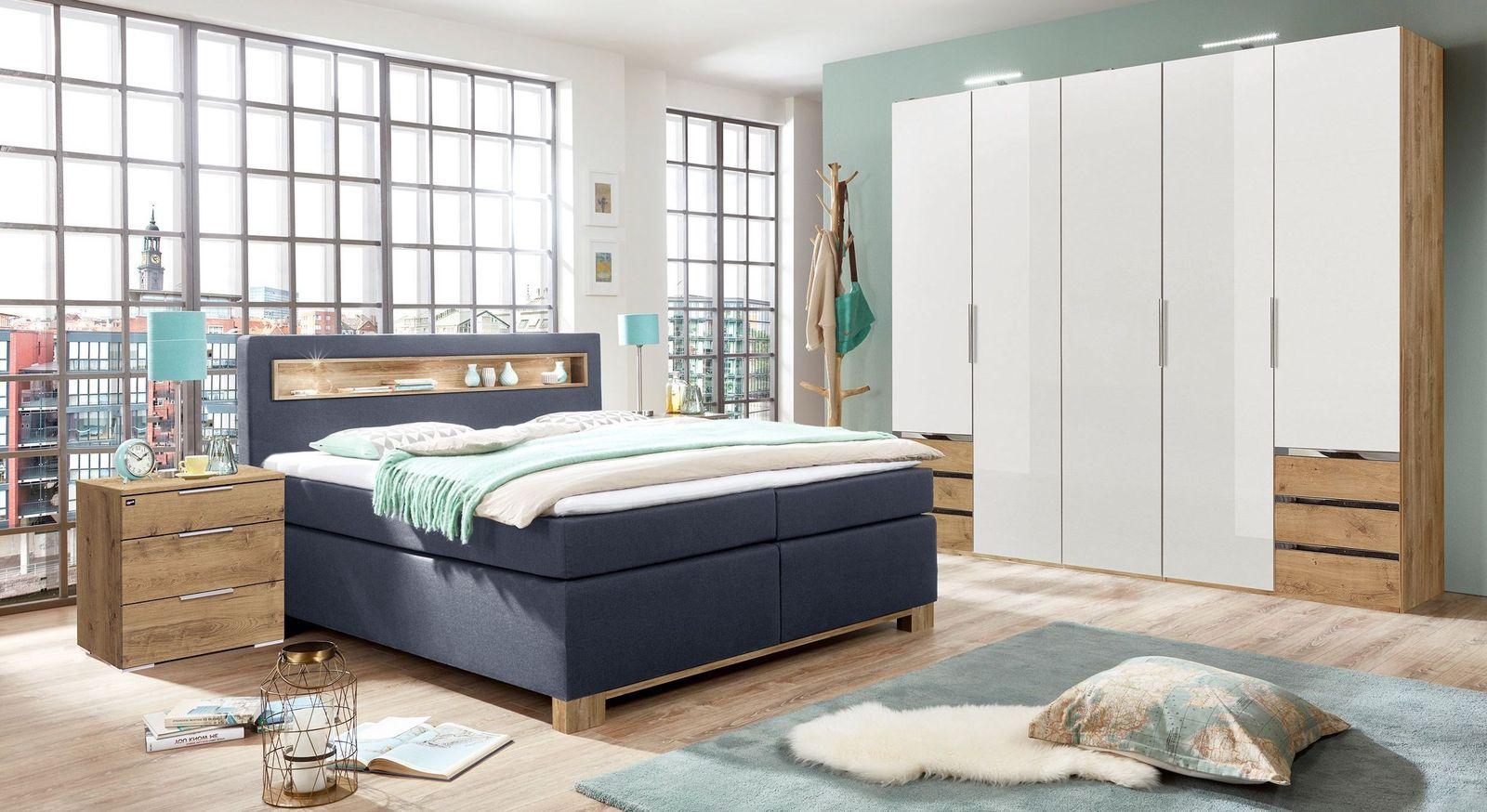 Zimmer Valloria mit passenden Schlafzimmermöbeln