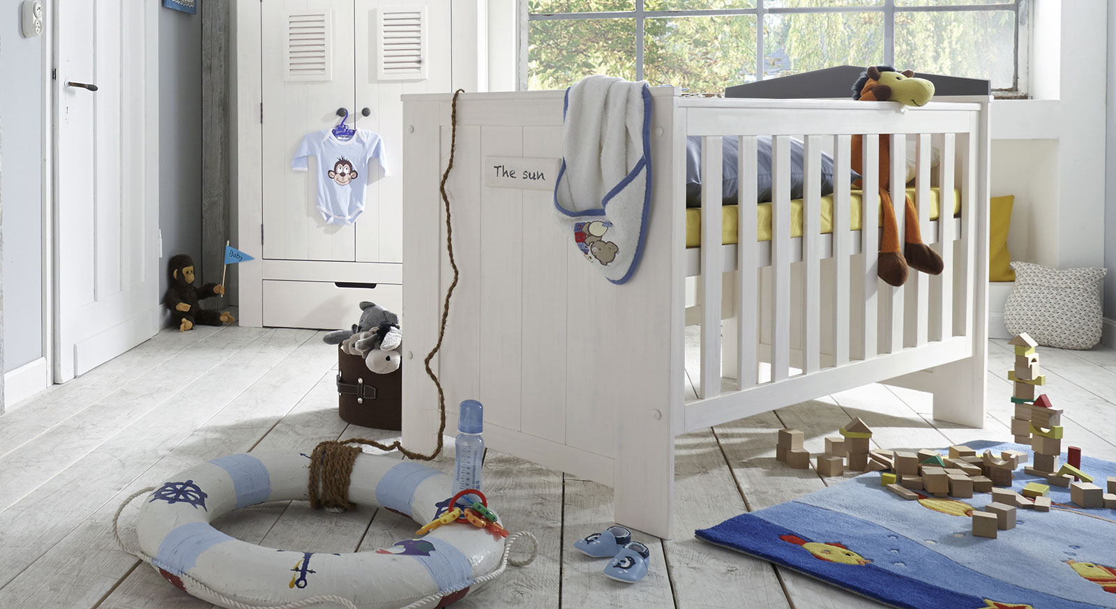 tolle babybetten im test und vergleich 2018 von. Black Bedroom Furniture Sets. Home Design Ideas