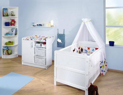Anregungen f r altersentsprechende einrichtung von for Einrichtungsideen babyzimmer