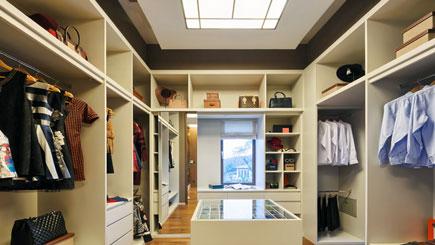 Begehbarer kleiderschrank selber bauen im schlafzimmer  Kleiderschrank selber bauen - So geht es richtig! Tipps & Tricks