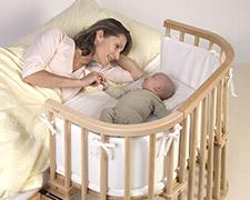 Babybett im elternschlafzimmer u2013 ja oder nein?