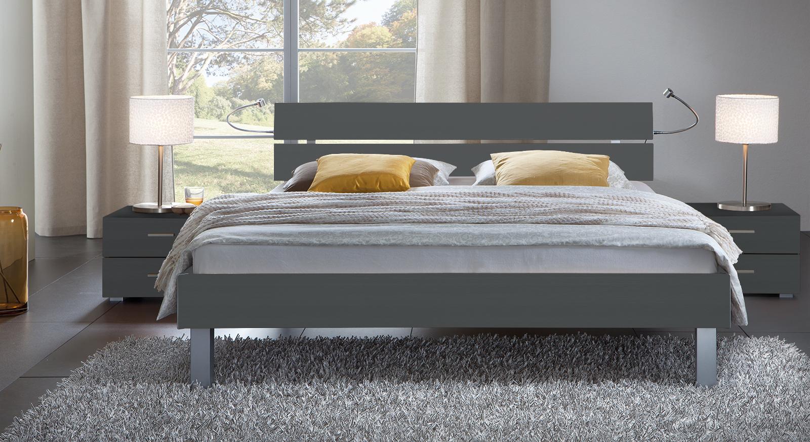 bequeme doppelbetten im test und vergleich 2018 von. Black Bedroom Furniture Sets. Home Design Ideas