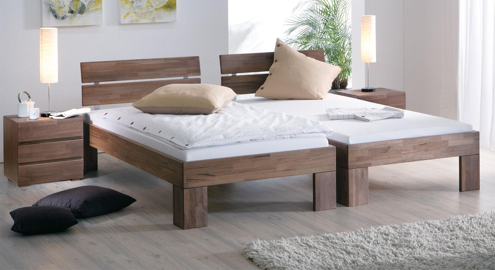 attraktive einzelbetten im gro en test und. Black Bedroom Furniture Sets. Home Design Ideas