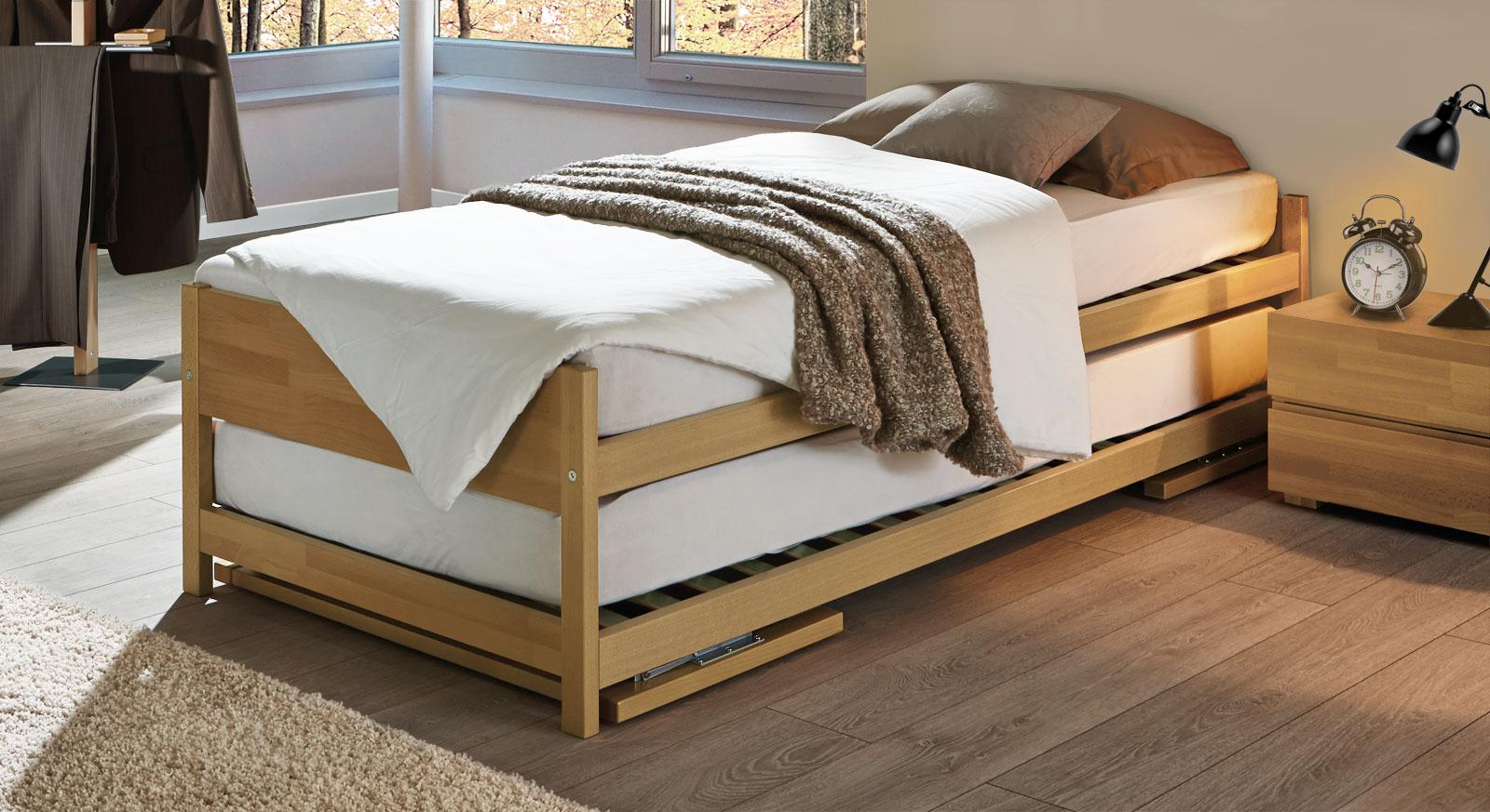 vielf ltig einsetzbare funktionsbetten im test und. Black Bedroom Furniture Sets. Home Design Ideas