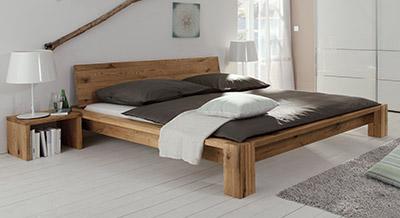 Bett aus treibholz  Der natürliche Schlafzimmertyp - Einrichtungstipps zum natürlichen ...