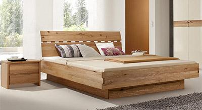 Der nat rliche schlafzimmertyp einrichtungstipps zum for Hohe holzbetten