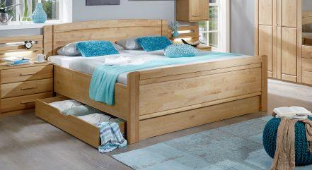stilvolle betten im landhausstil im test und vergleich. Black Bedroom Furniture Sets. Home Design Ideas